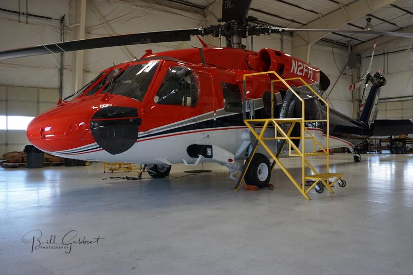 Firehawk Blackhawk helicopter