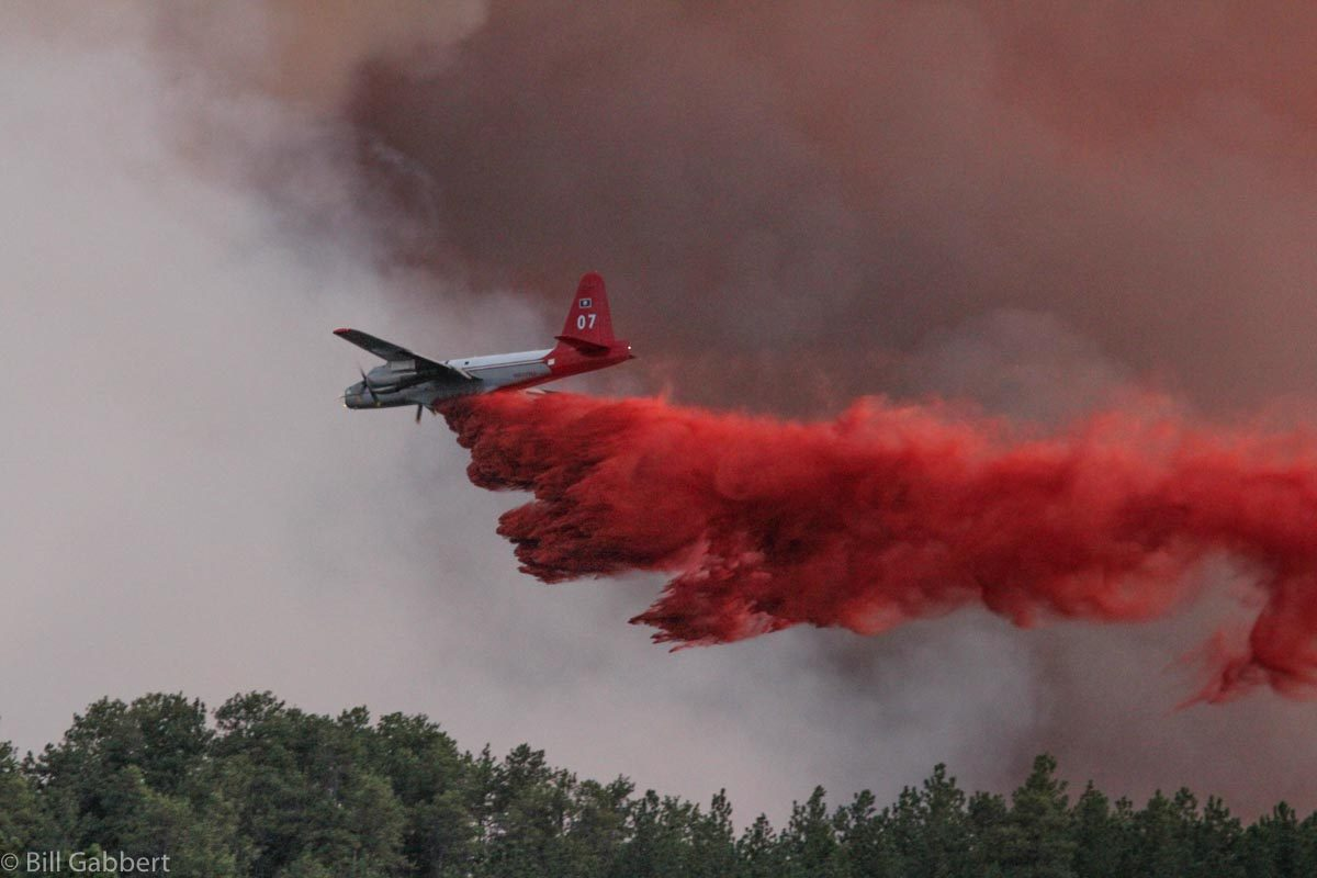 Video: Aerial Firefighting Use and Effectiveness study