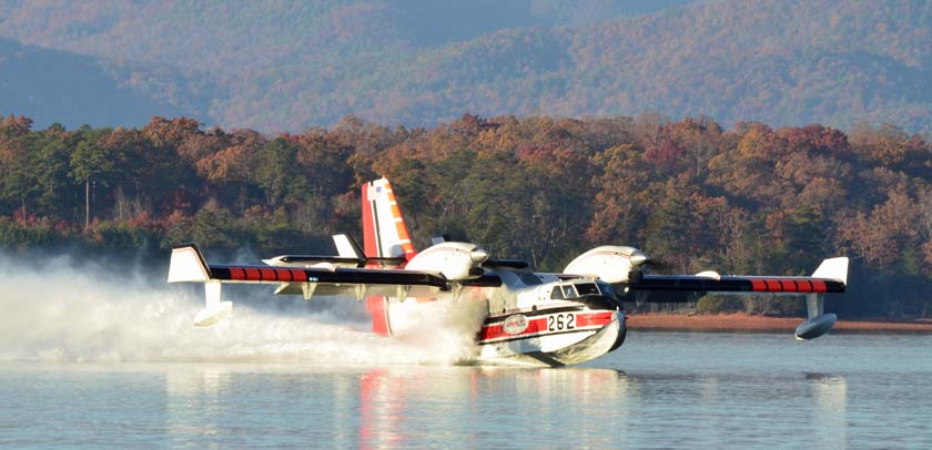 Aero Flite tanker 262