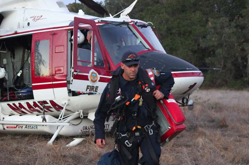 Sheriff and Fire Departments in Orange County feud over helicopter responses