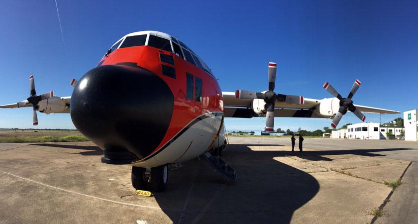 tanker 116 HC-130H