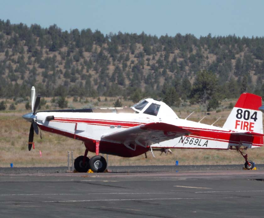 Oregon air tankers
