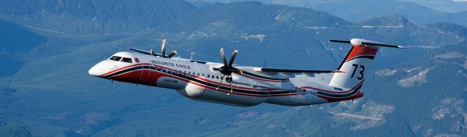Q400MR Bombardier photo.