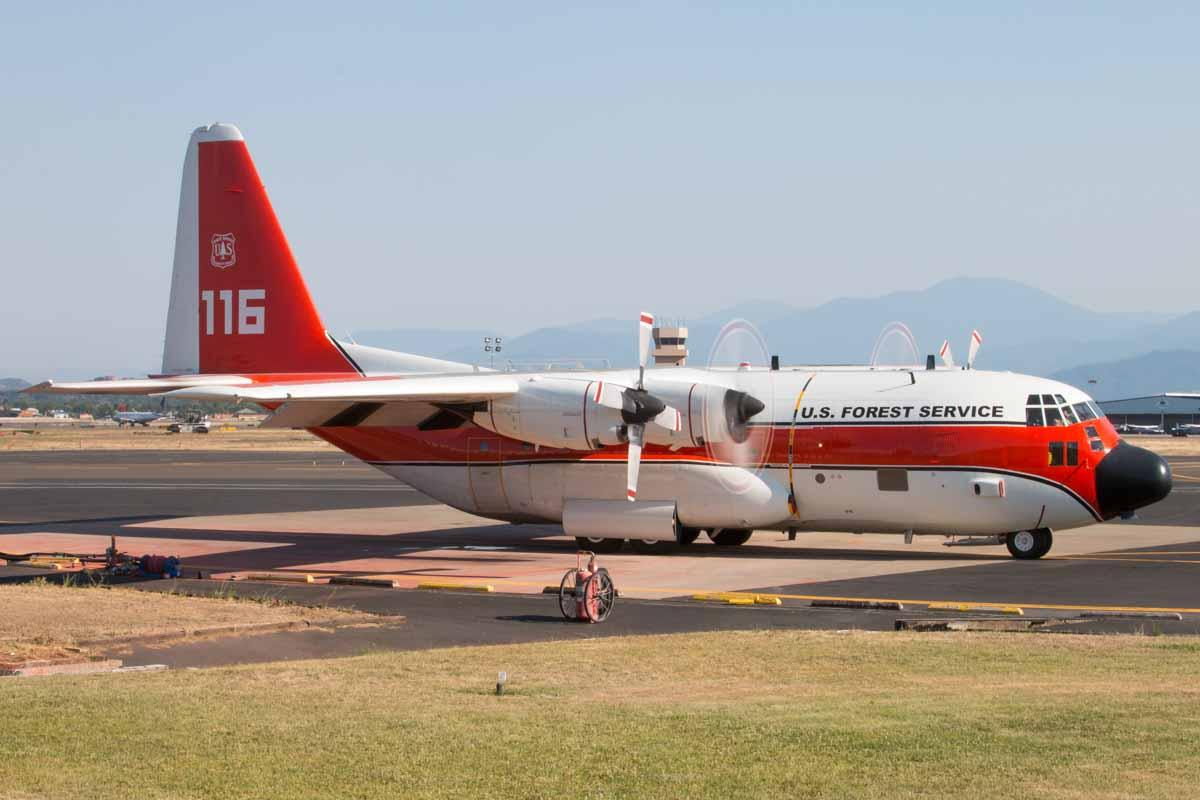 Tanker 116 Medford Oregon