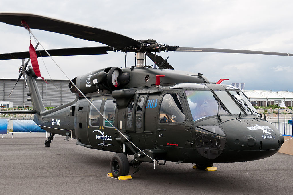 Sikorsky S-70i Black_Hawk