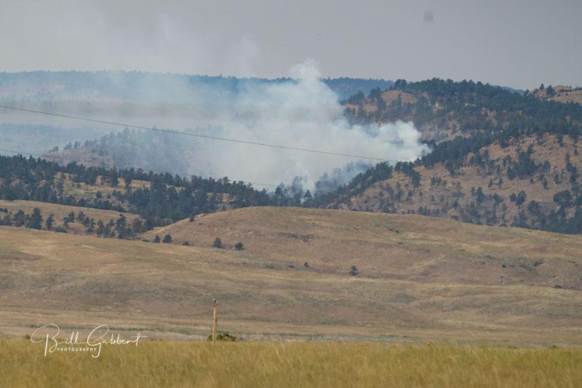 Sheps Canyon Fire