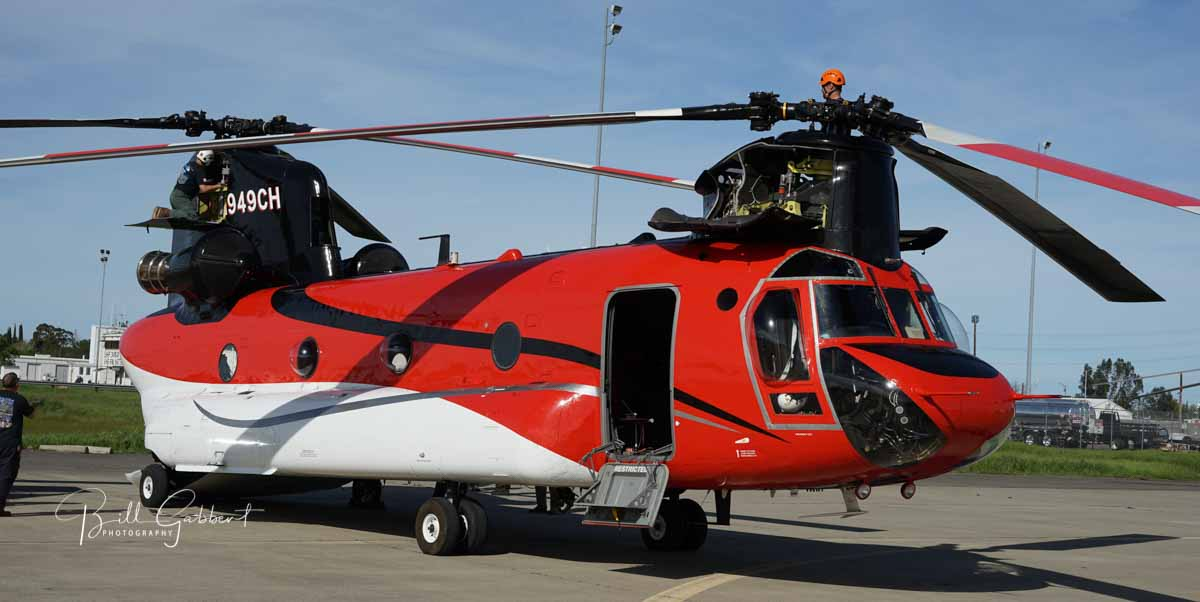 Helimax CH-47D helicopter