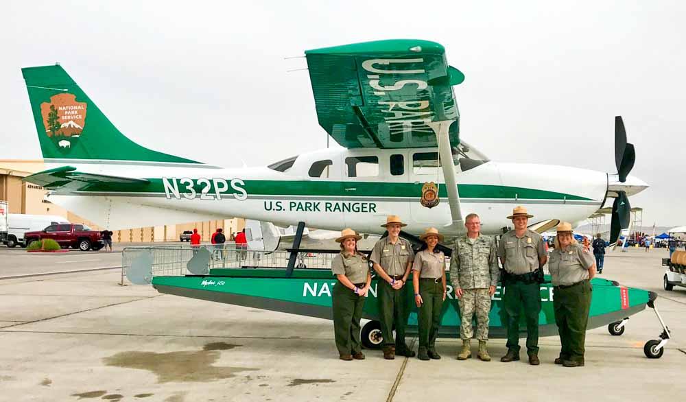 national park service aircraft