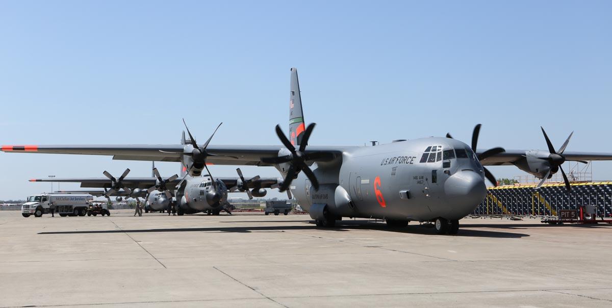 MAFFS aircraft air tanker military