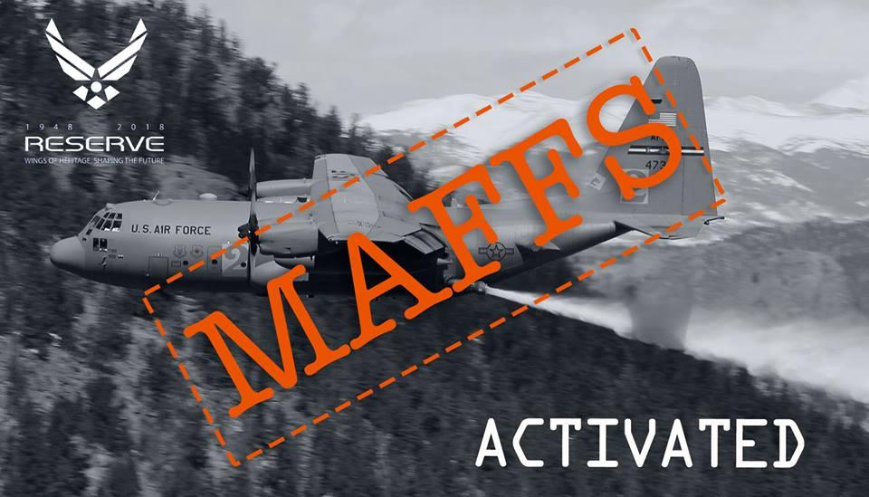 MAFFS activated