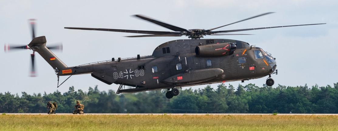 CH-53G Germany