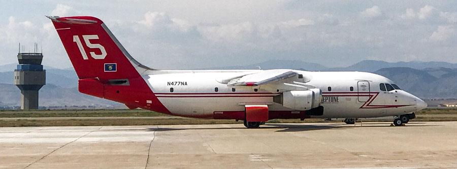 BAe-146 JEFFCO