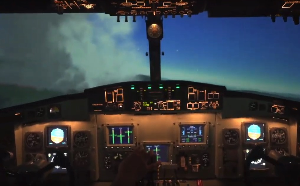 CL-415 simulator