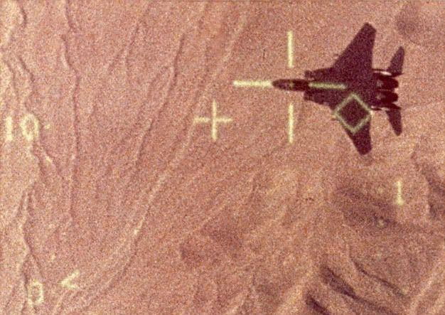 "Joe ""Hoser"" Satrapa F-14 vs F-15"
