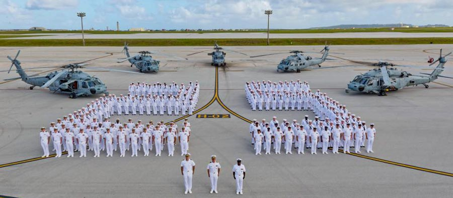 Helicopter Sea Combat Squadron Two-Five