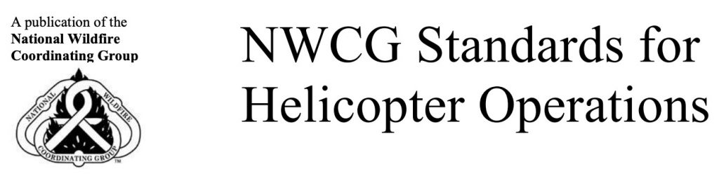 Standards for Helicopter Operations
