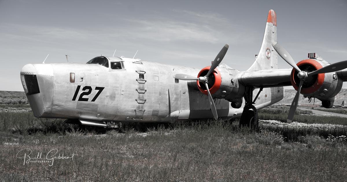 PB4Y-2 Air Tanker 127 N6884C