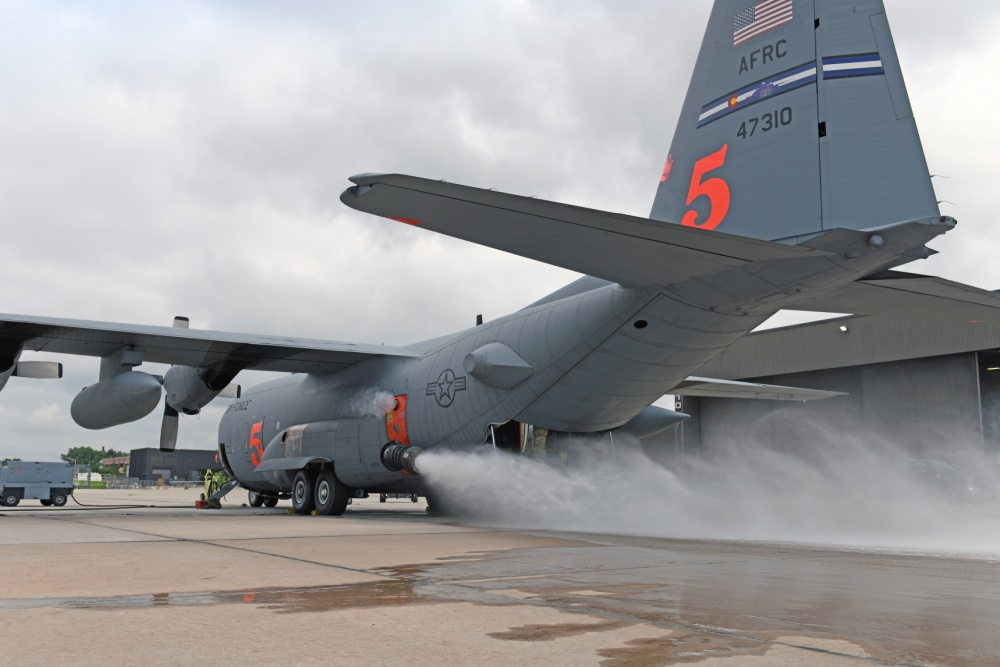 MAFFS test Colorado Springs