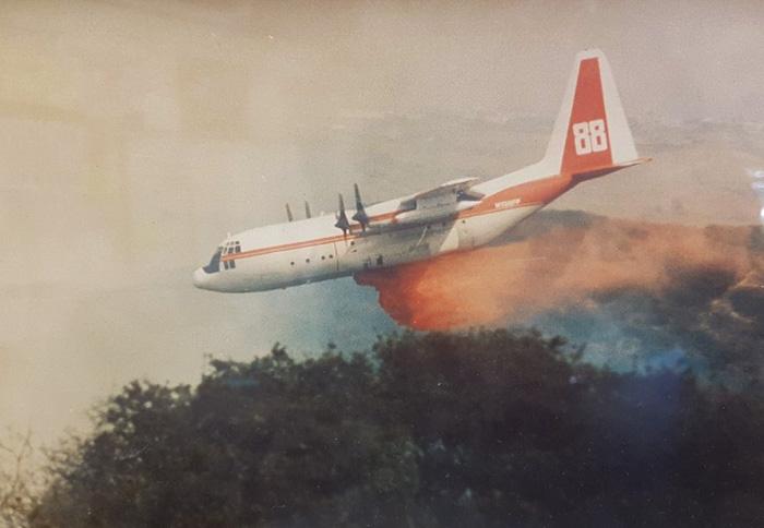 air tanker 88 C-130