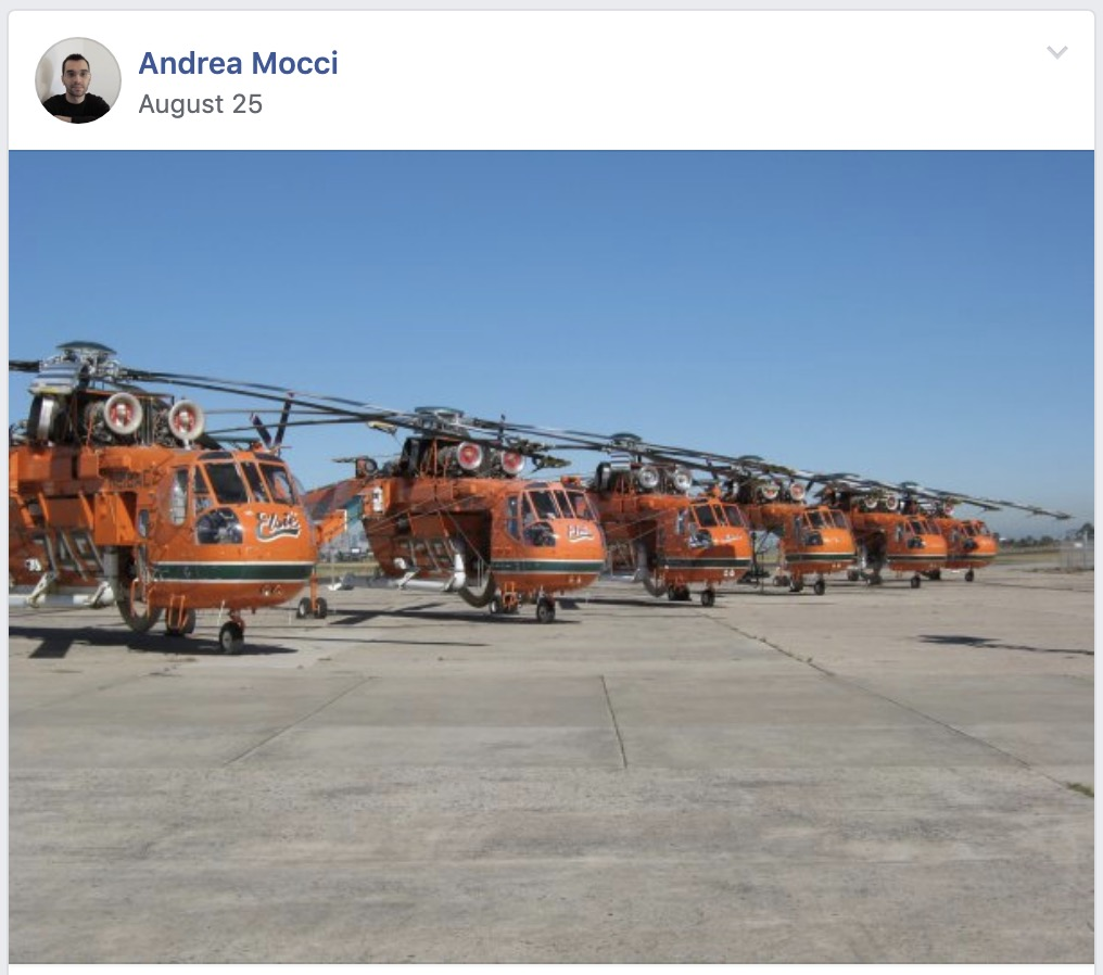 Erickson Air-Cranes Melbourne