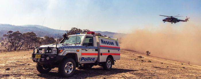 C-130 crash site NSW