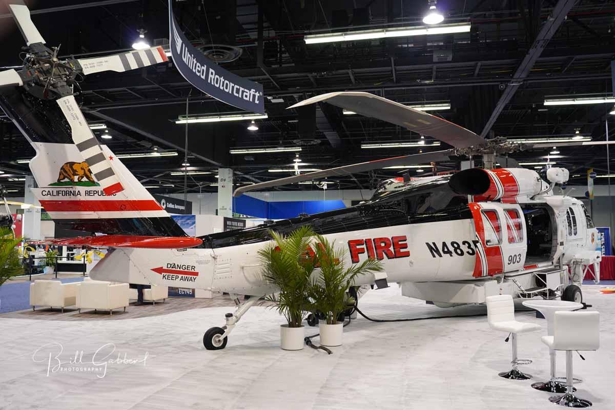HAI HELI-EXPO 2020 Anaheim helicopter