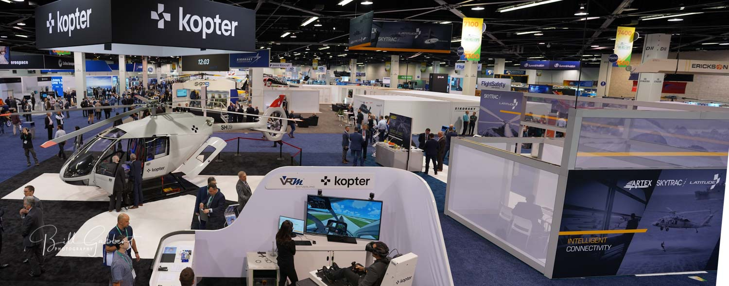 HELI-EXPO 2020 at Anaheim