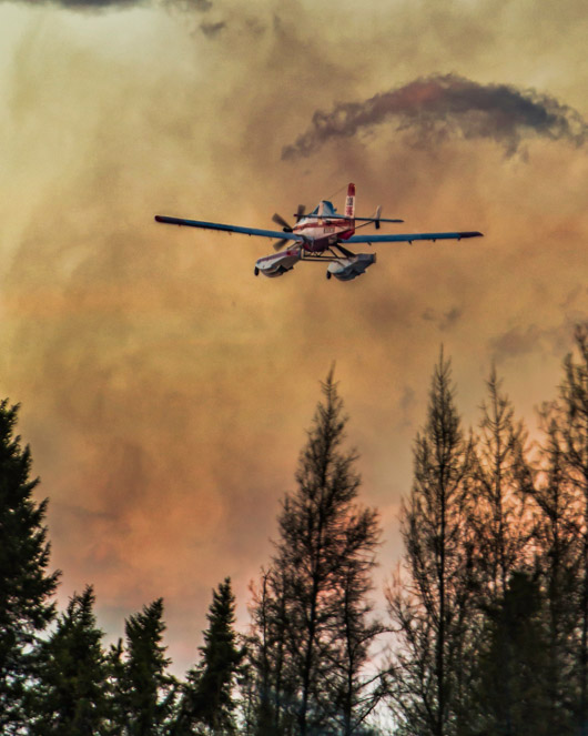 Air Tractor AT-802F Fire Boss. Air Tractor photo.