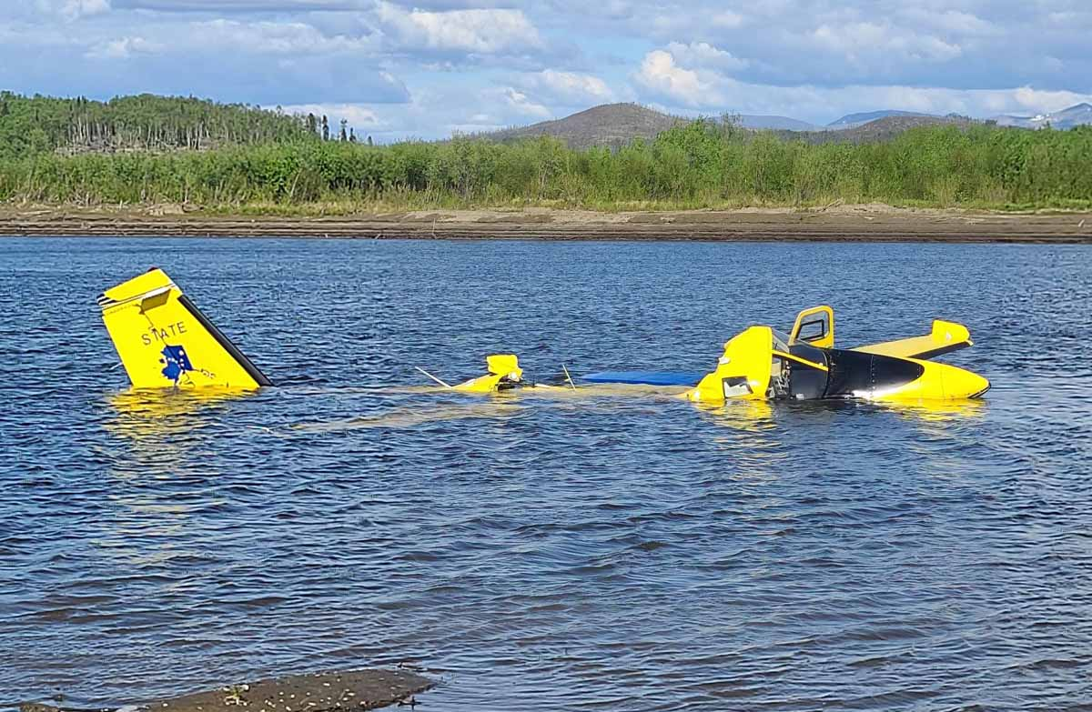 Aniak aircraft Crash