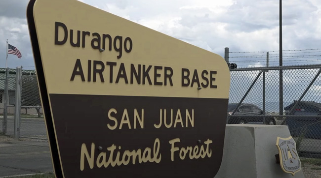 Durango Airtanker Base