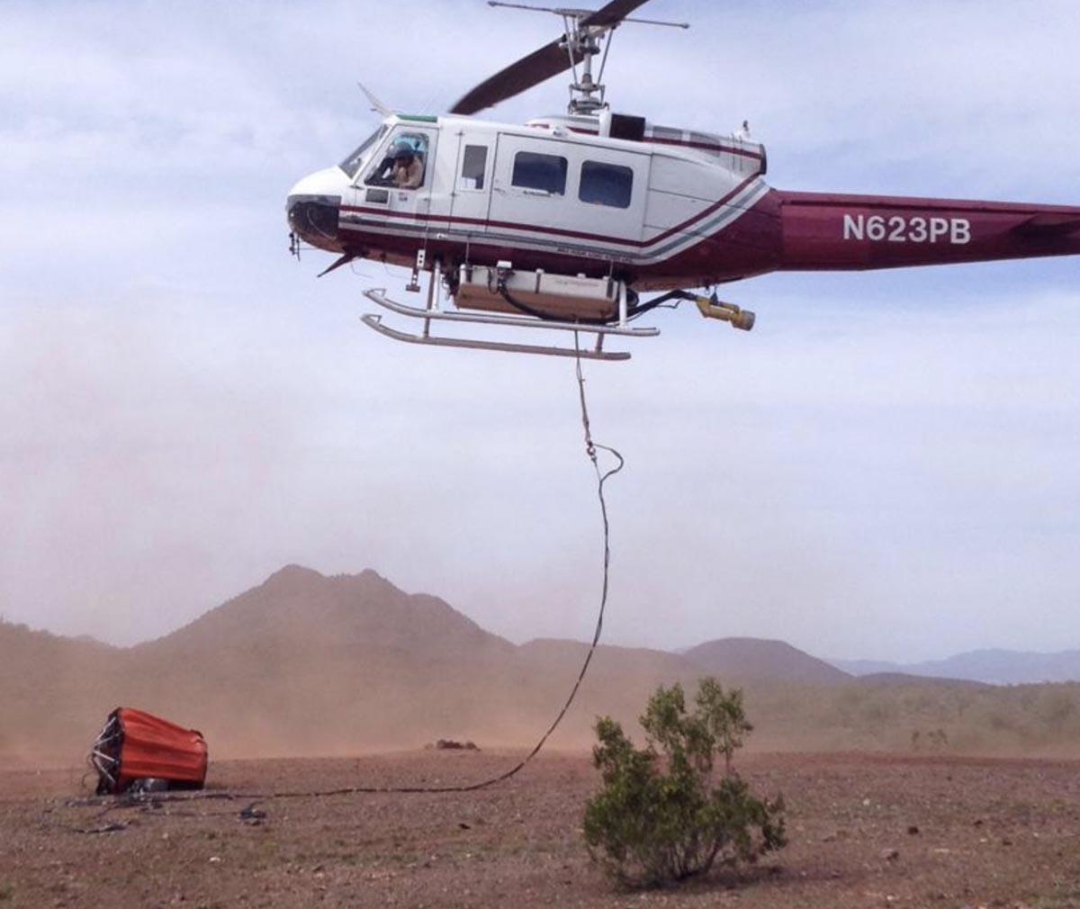 UH-1H N623PB