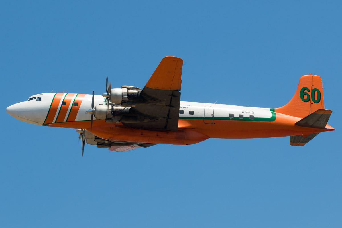 air Tanker 60 at Medford, OR