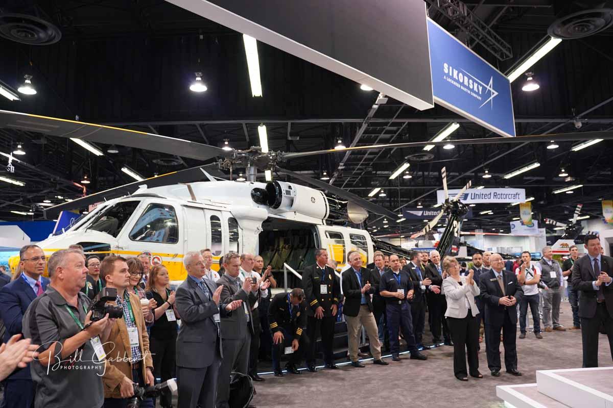 Sikorsky Firehawk H-21