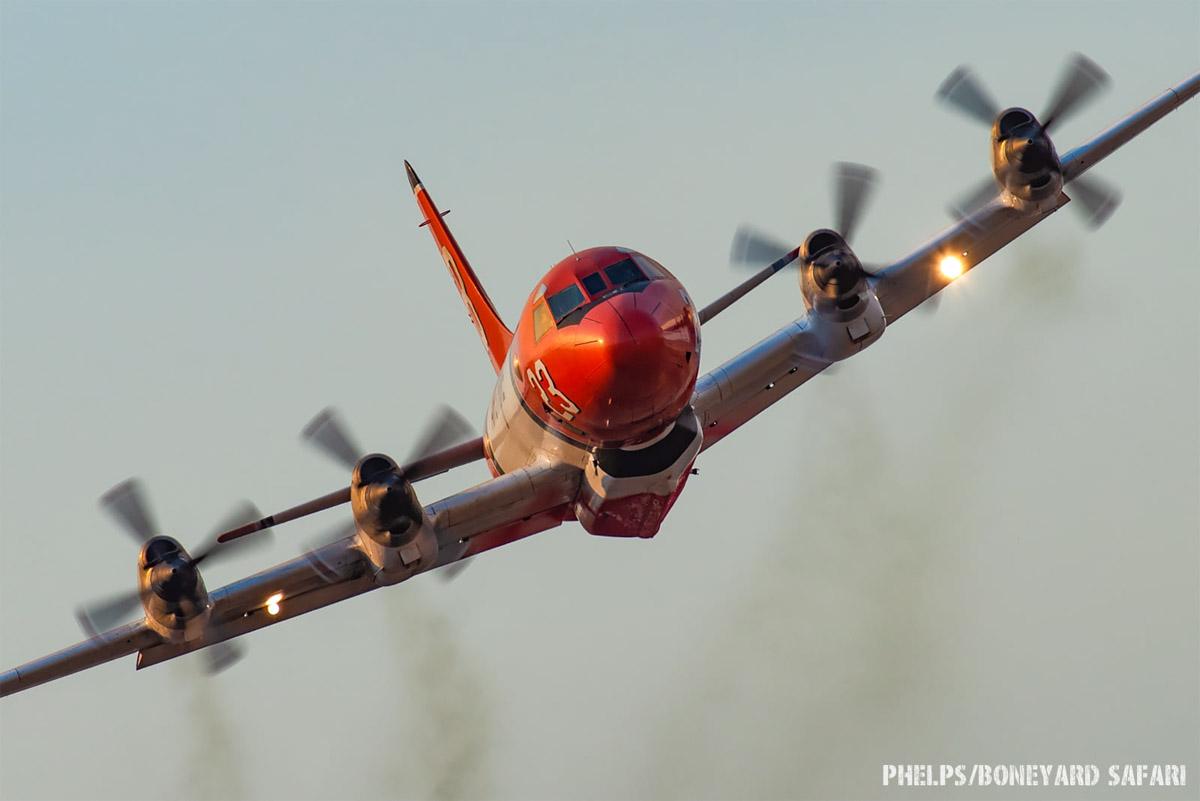 air tanker 23, N923AU