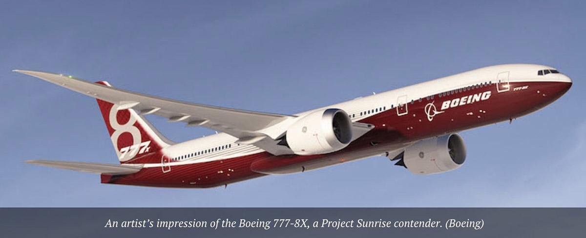 Boeing 777-8X