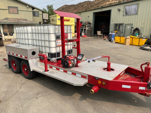 Transportable mixing plant