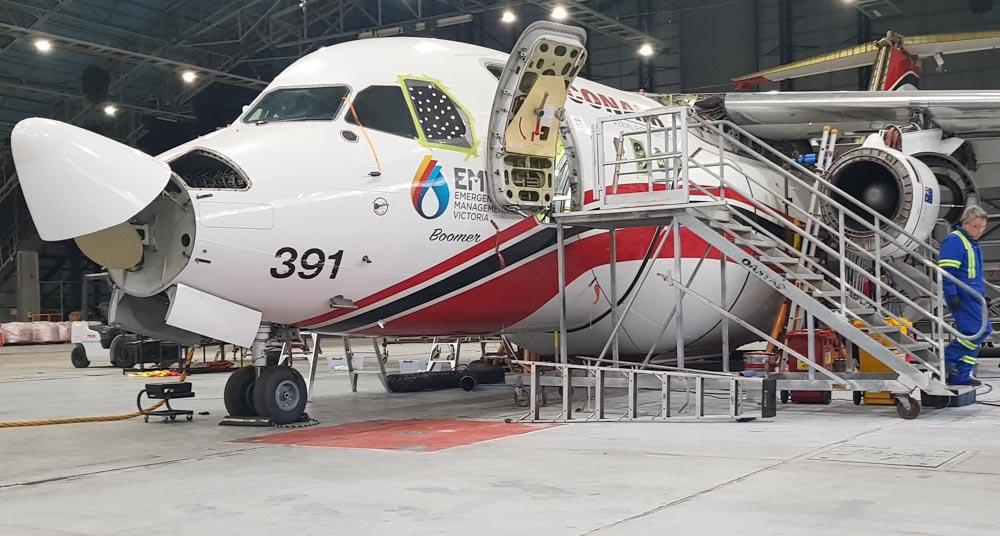 Conair/Field Air RJ85