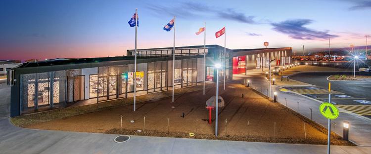NSW RFS Training Academy