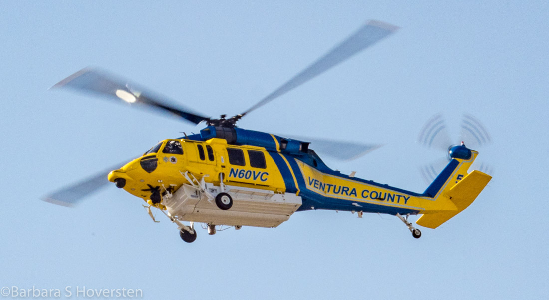 Ventura County helicopter N60VC
