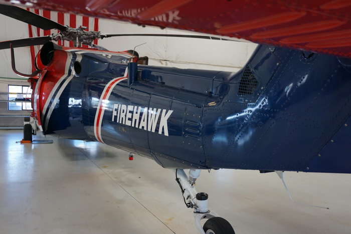 FireHawk helicopter