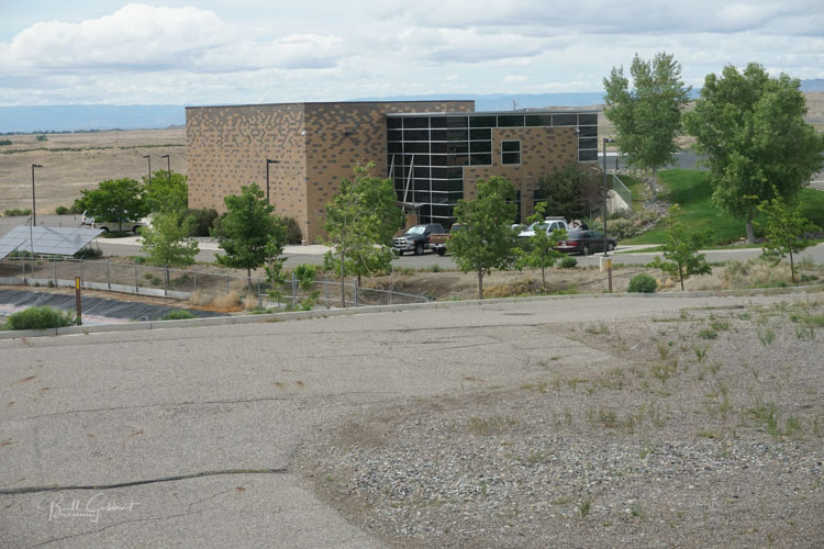 Grand Junction Air Center complex