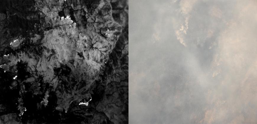 Raven Aerostar Thunderhead Balloon image photo fire wildfire